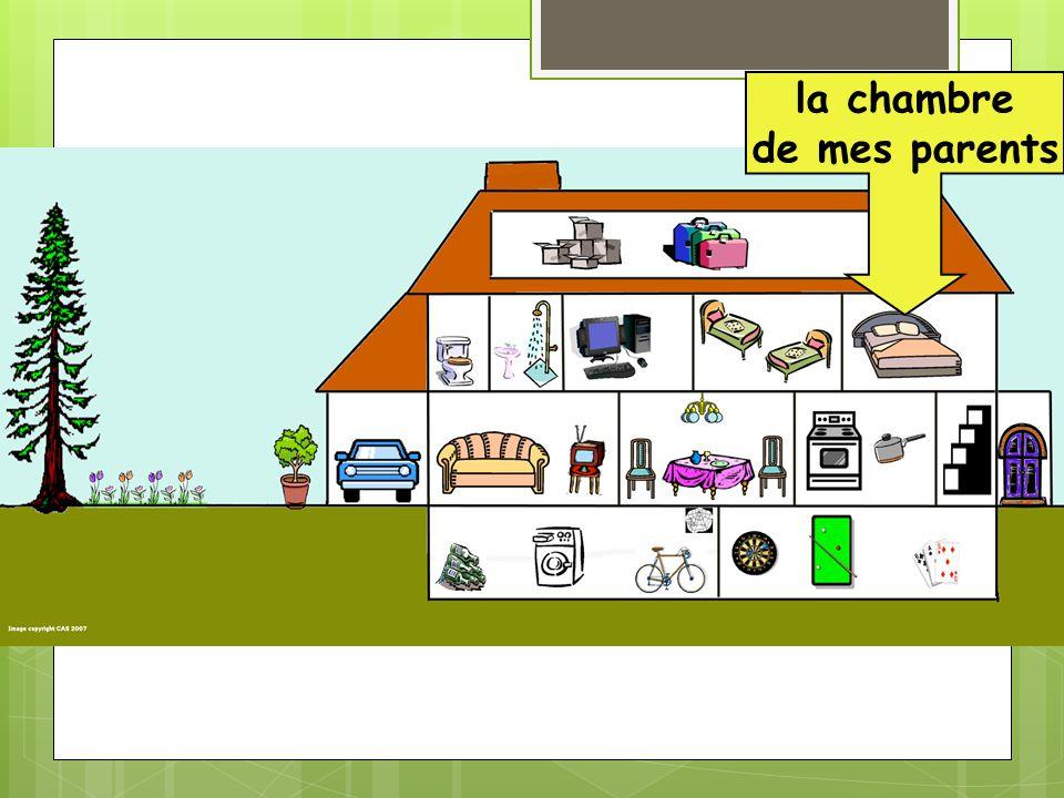 La maison les chambre les verbes ppt t l charger for Chambre 13 film marocain telecharger