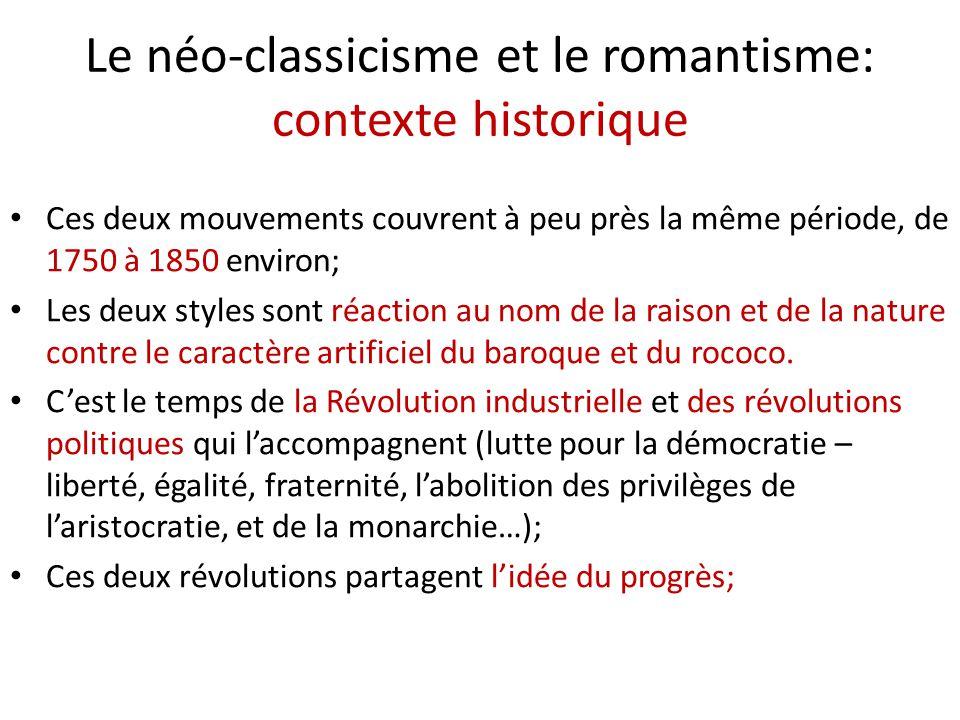 Contexte apr s le classicisme et le rococo le n o - La chambre des officiers contexte historique ...