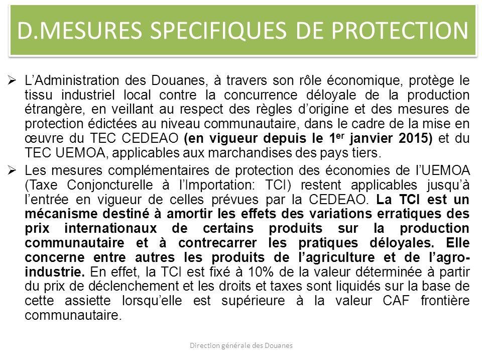 Douanes senegalaises et lutte contre la contrefacon le - Prix de l entree du salon de l agriculture ...