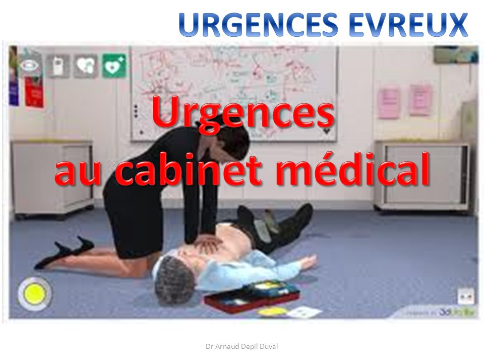 Sandra au cabinet medical