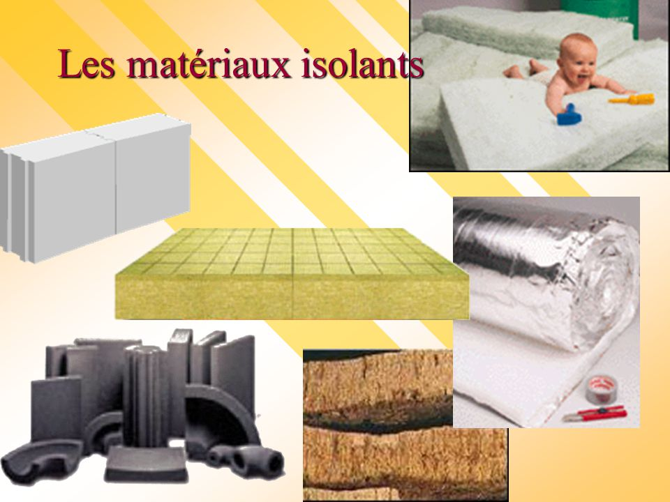 isolation thermique mat riaux isolants ppt video online. Black Bedroom Furniture Sets. Home Design Ideas