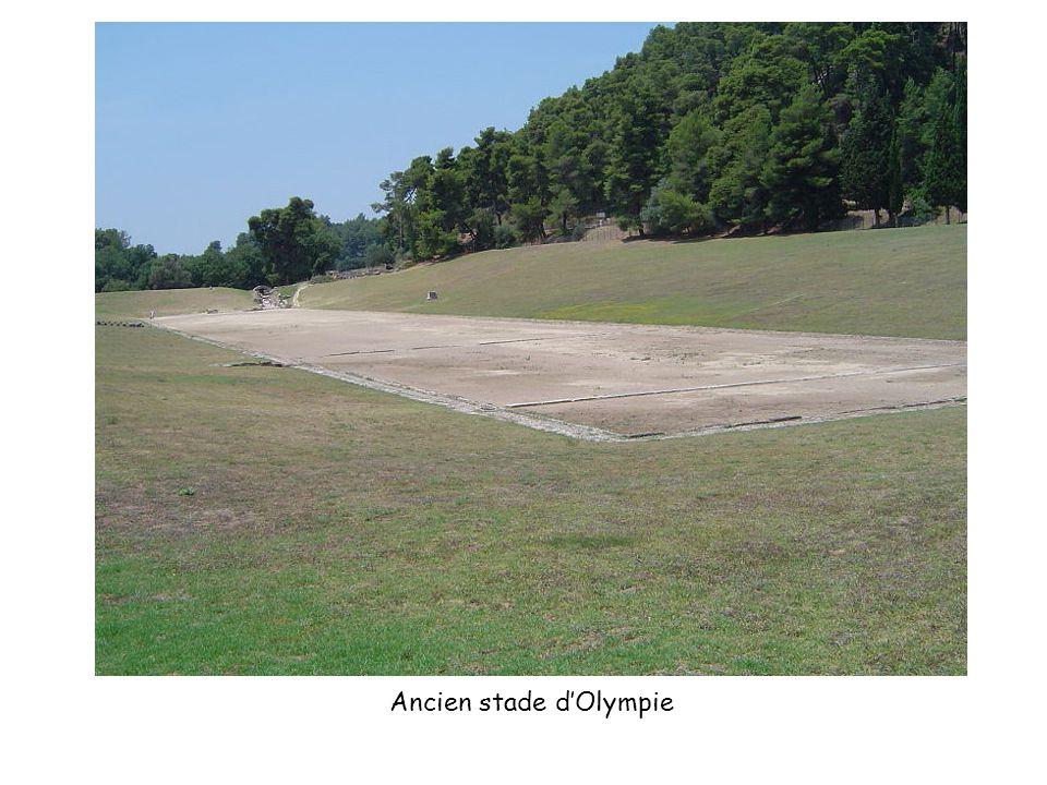 Ancien stade d'Olympie
