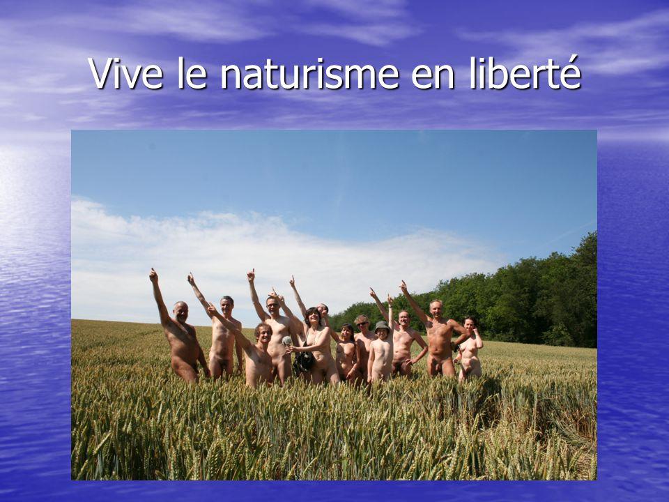 Vive le naturisme en liberté