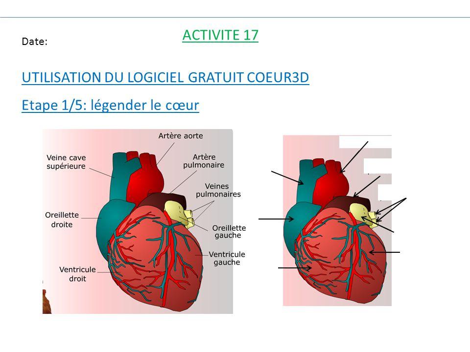 UTILISATION DU LOGICIEL GRATUIT COEUR3D