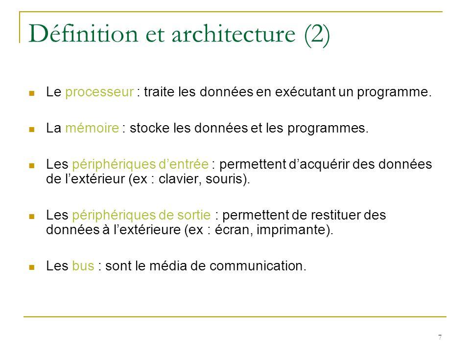 Deust maintenance a ronautique ppt t l charger for Definition architecture reseau