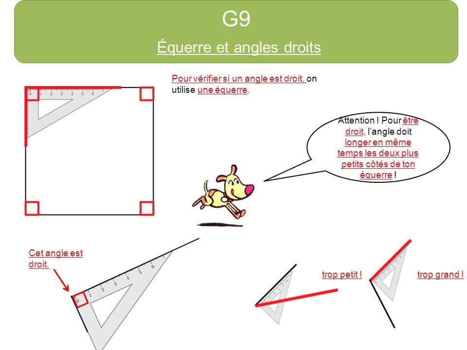 G1 tracer la r gle pour tracer un trait qui passe par 2 - Assembler deux planches angle droit ...