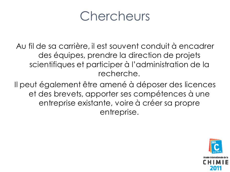 Chercheurs