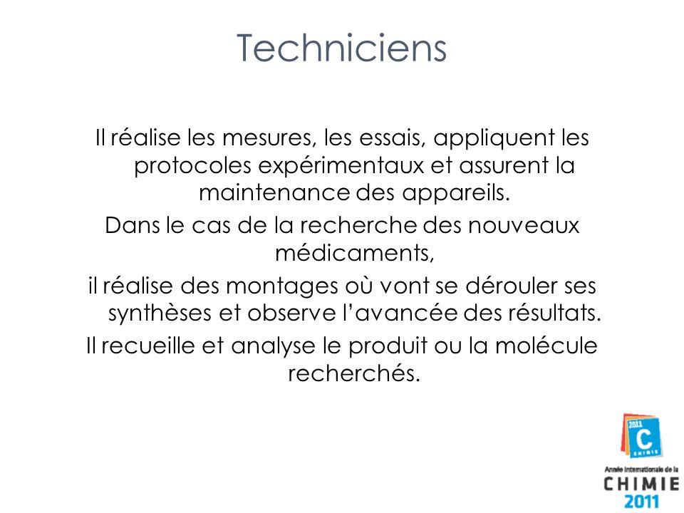 Techniciens