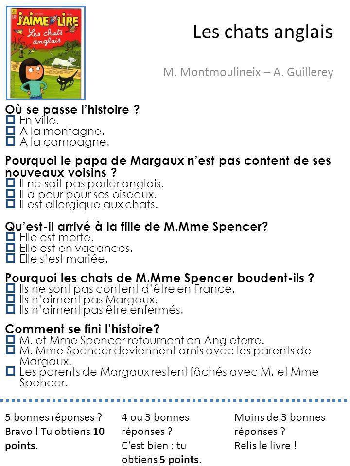 M. Montmoulineix – A. Guillerey