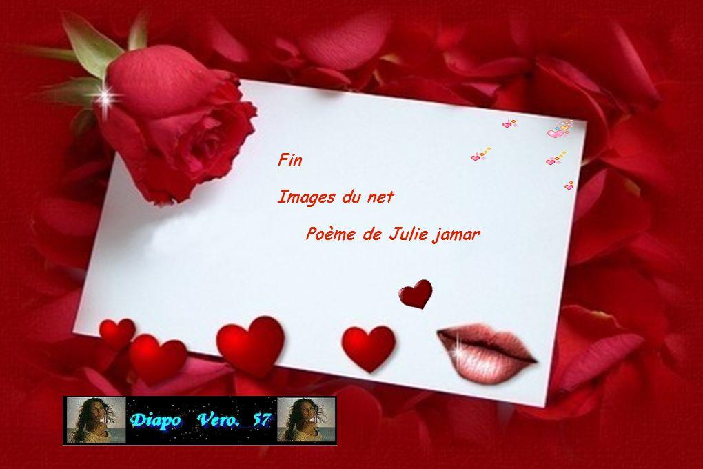 Fin Images du net Poème de Julie jamar