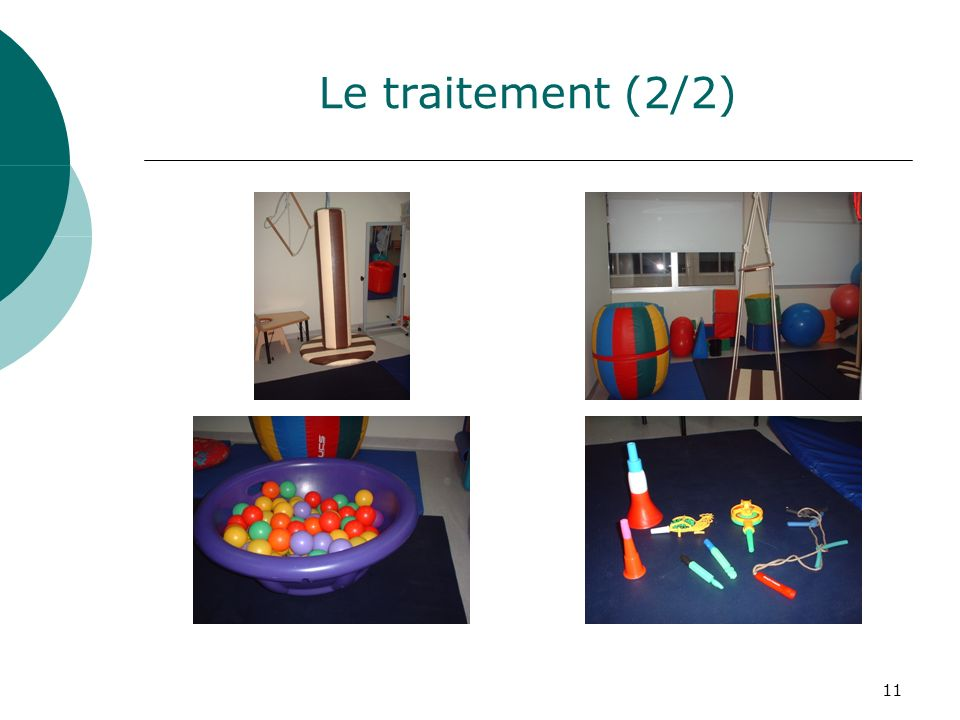 Le traitement (2/2) Équipement dans le service d'ergothérapie de FLENI, centre de rééducation, Buenos Aires, Argentine.