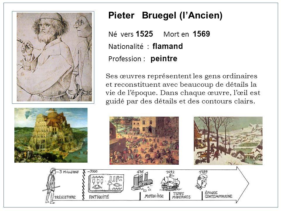 Pieter Bruegel (l'Ancien)
