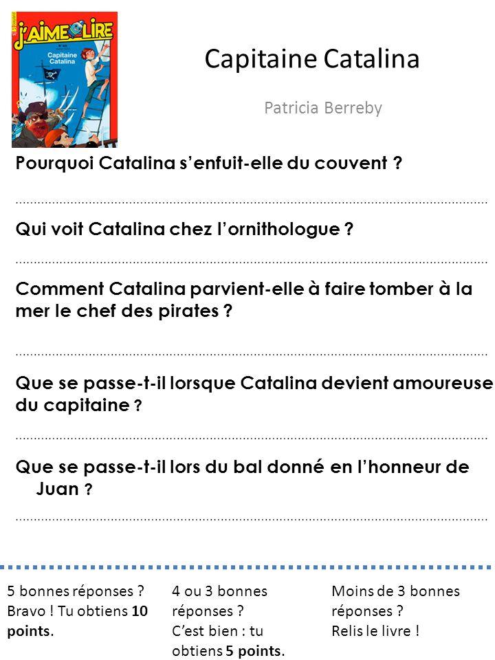 Capitaine Catalina Patricia Berreby