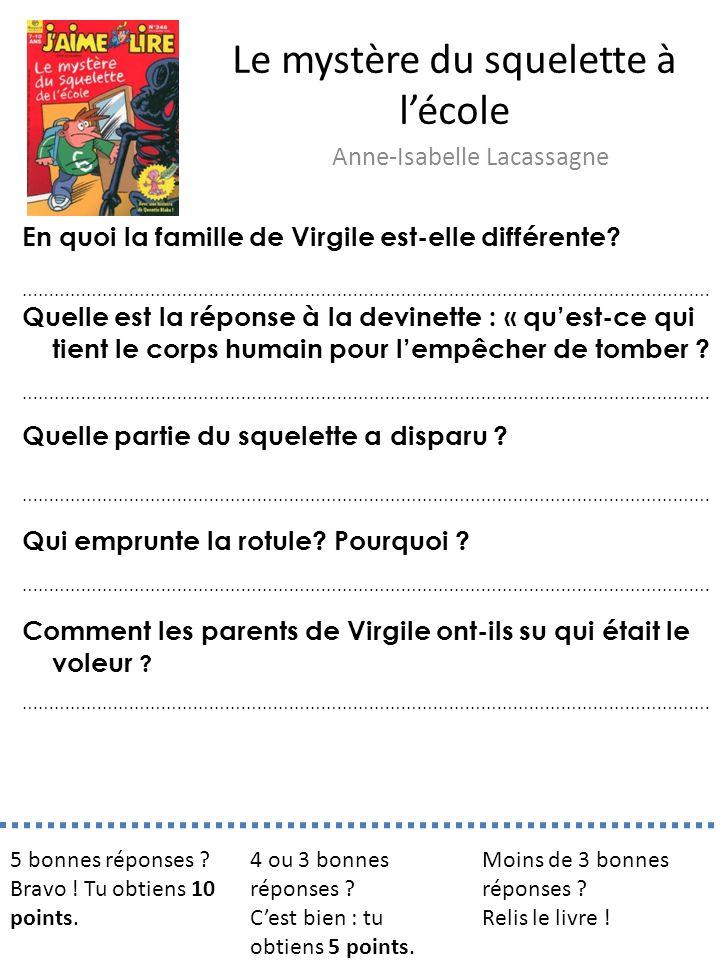 Anne-Isabelle Lacassagne