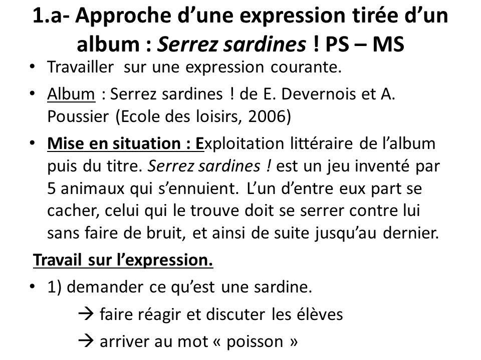 Enseigner le lexique l cole primaire ppt t l charger - Sardines au four sans odeur ...