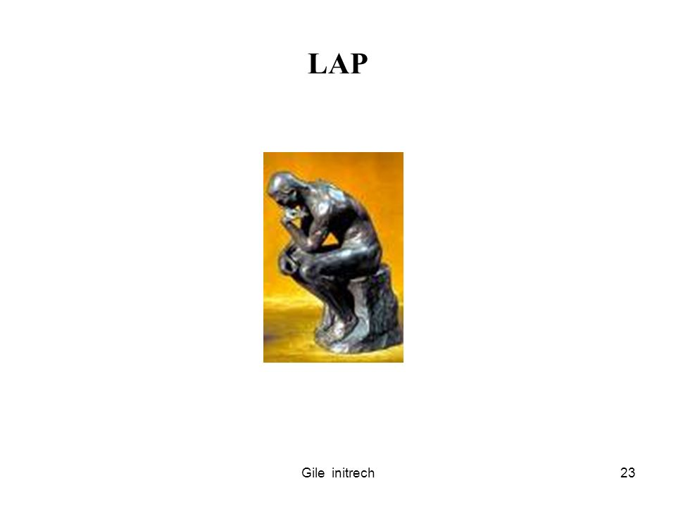 LAP Gile initrech