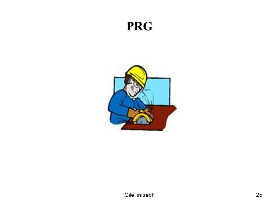 PRG Gile initrech
