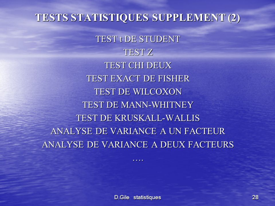 TESTS STATISTIQUES SUPPLEMENT (2)