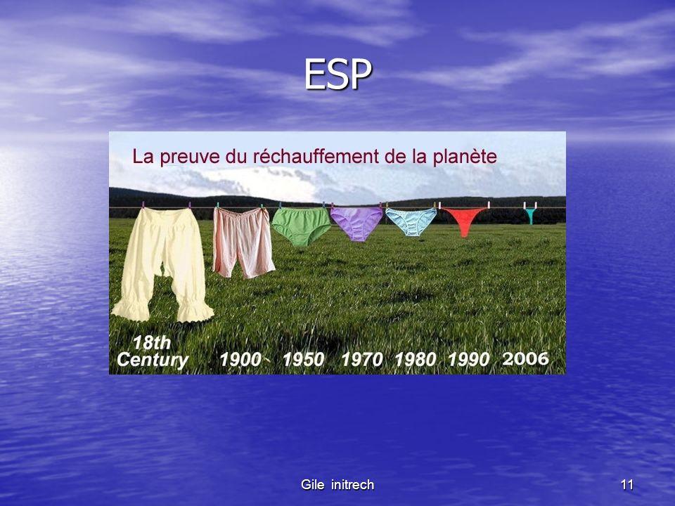 ESP Gile initrech