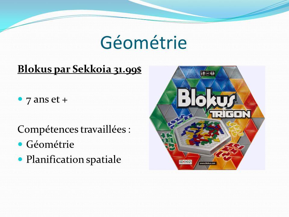 Géométrie Blokus par Sekkoia 31.99$ 7 ans et +