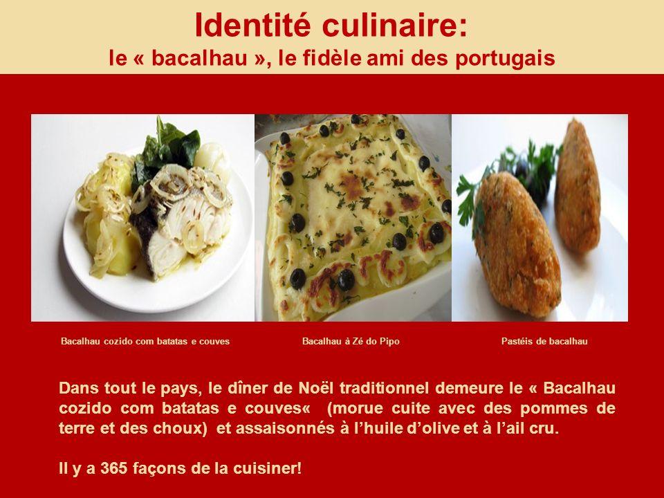 le « bacalhau », le fidèle ami des portugais