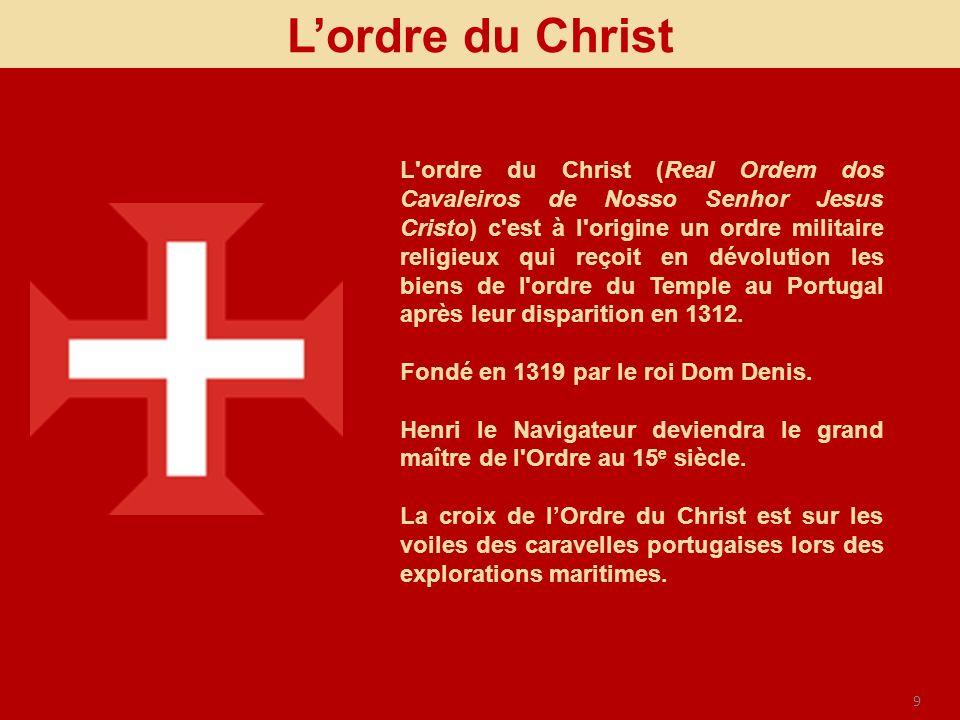 L'ordre du Christ