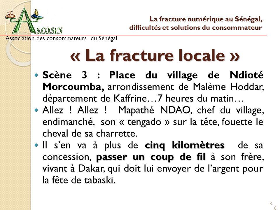 Association des consommateurs du Sénégal