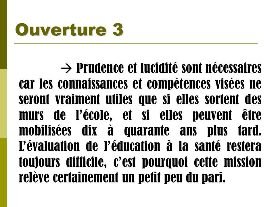 Ouverture 3