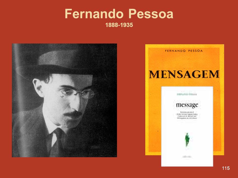 Fernando Pessoa 1888-1935