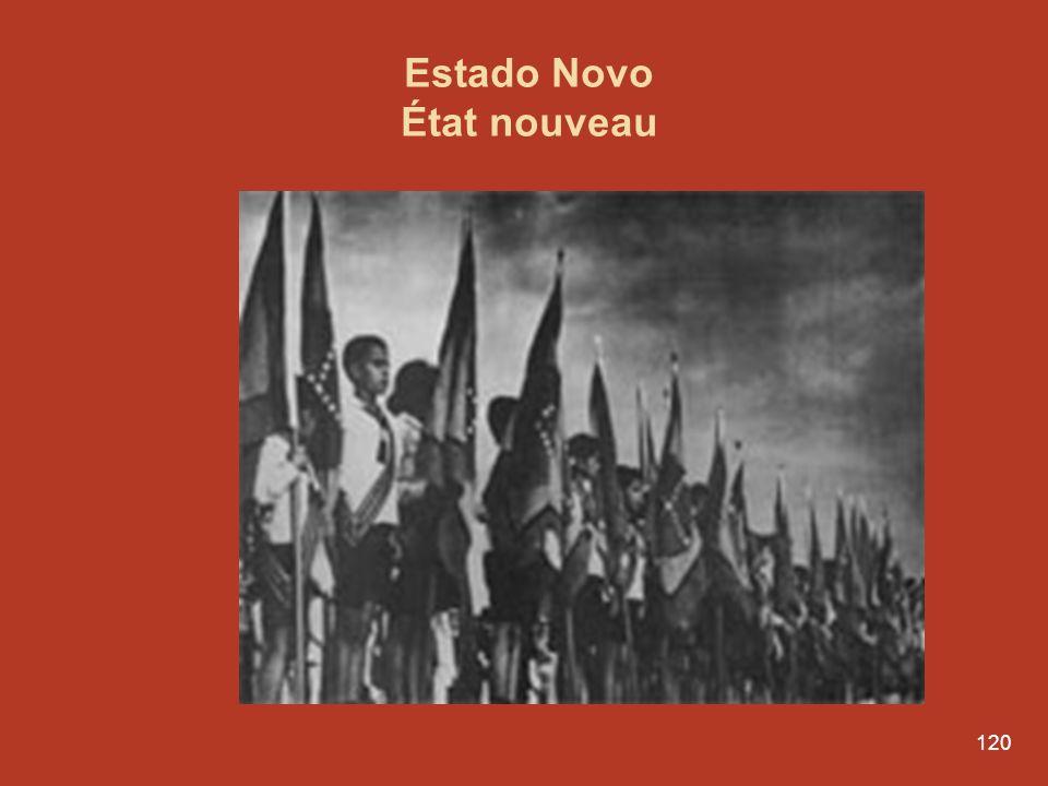 Estado Novo État nouveau