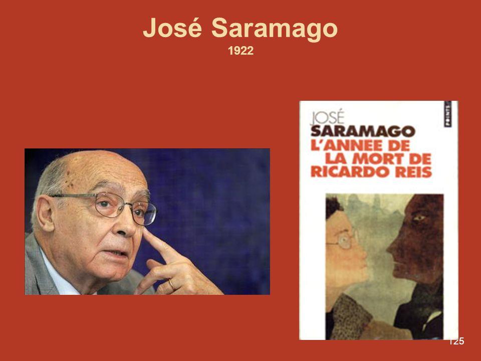 José Saramago 1922