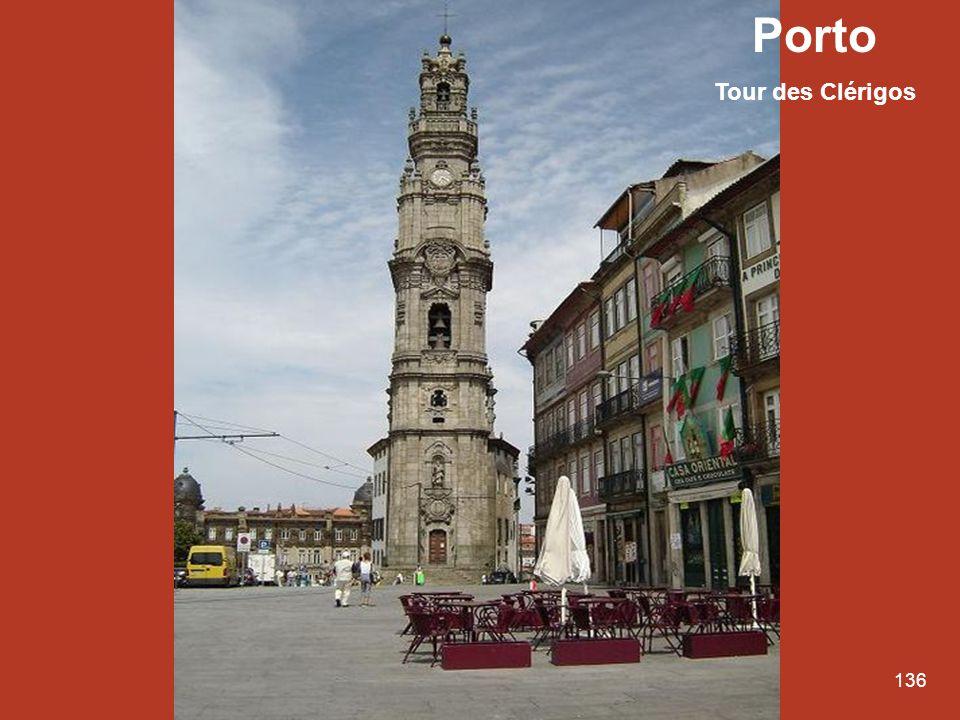 Porto Tour des Clérigos