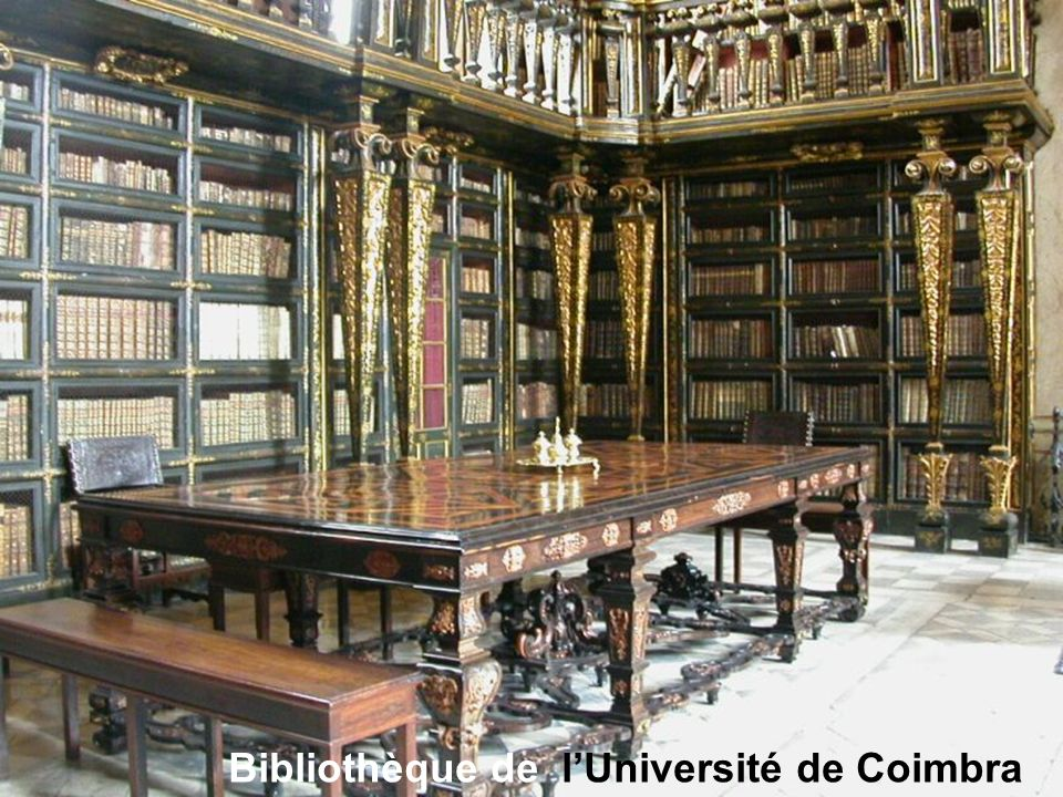 Bibliothèque de l'Université de Coimbra