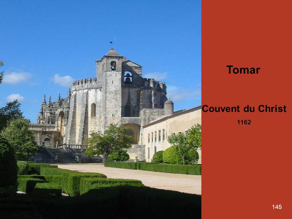 Tomar Couvent du Christ 1162