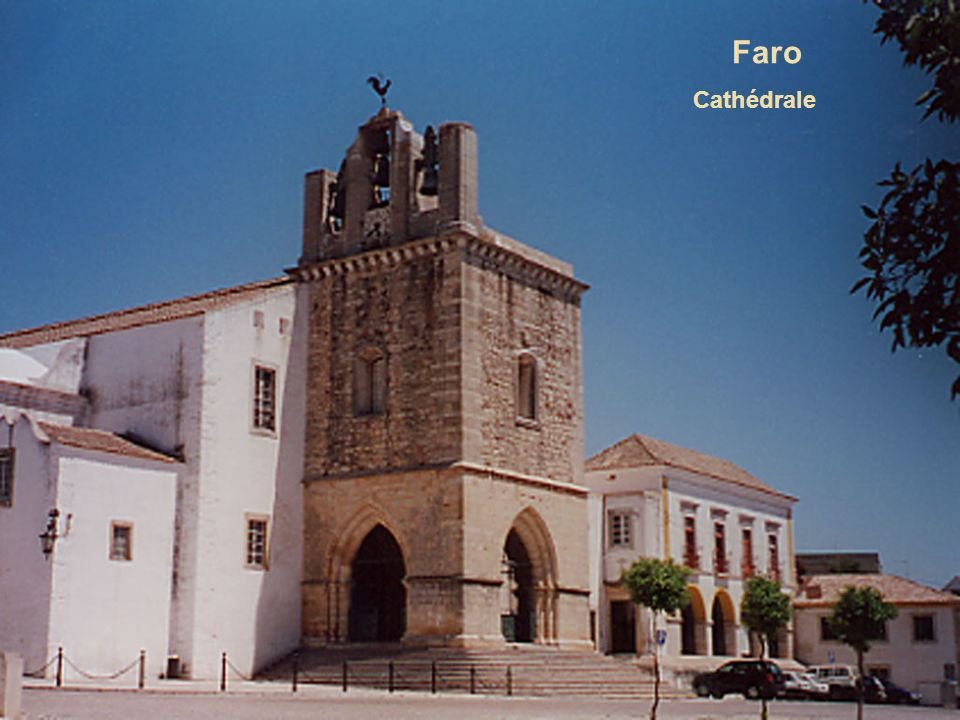 Faro Cathédrale