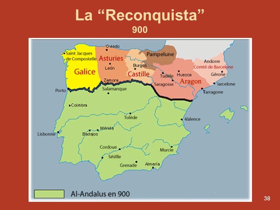La Reconquista 900