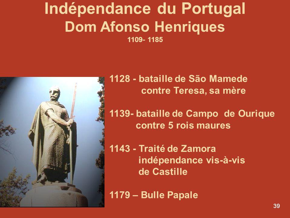 Indépendance du Portugal