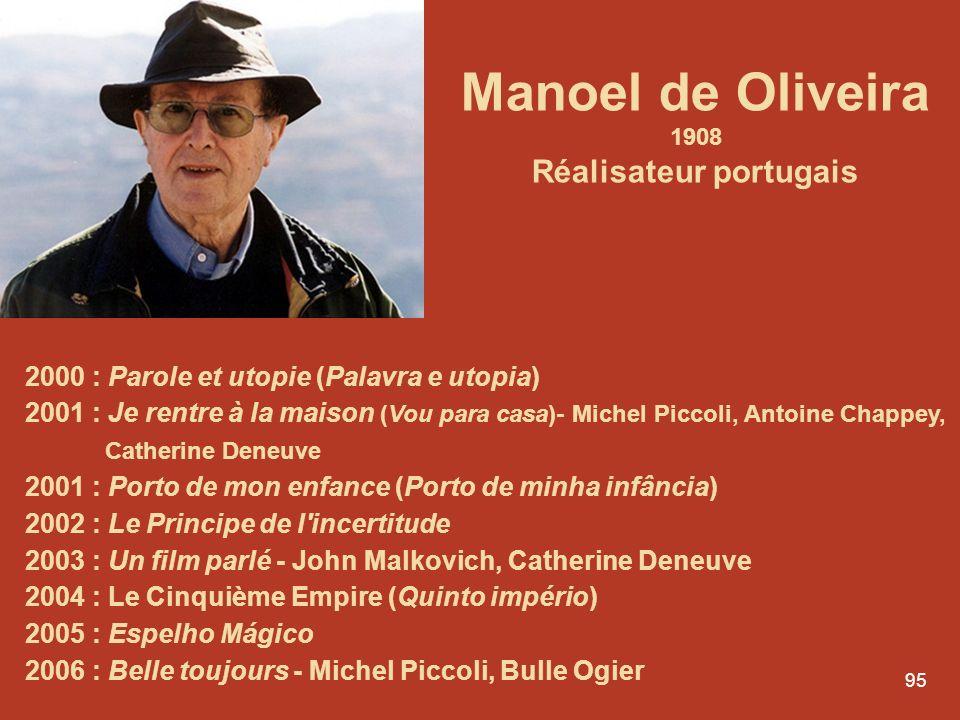 Réalisateur portugais