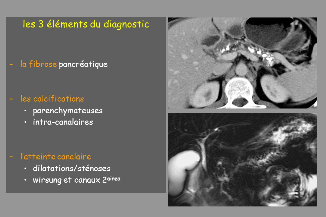 les 3 éléments du diagnostic