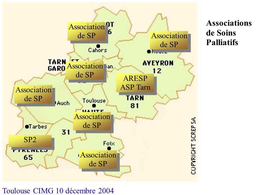 Associations de Soins Palliatifs