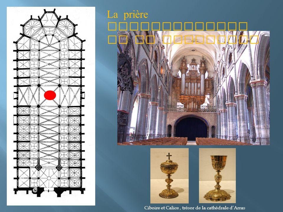 La prière eucharistique et la communion