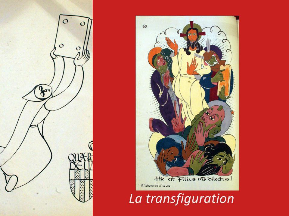 La transfiguration @Abbaye de Wisques