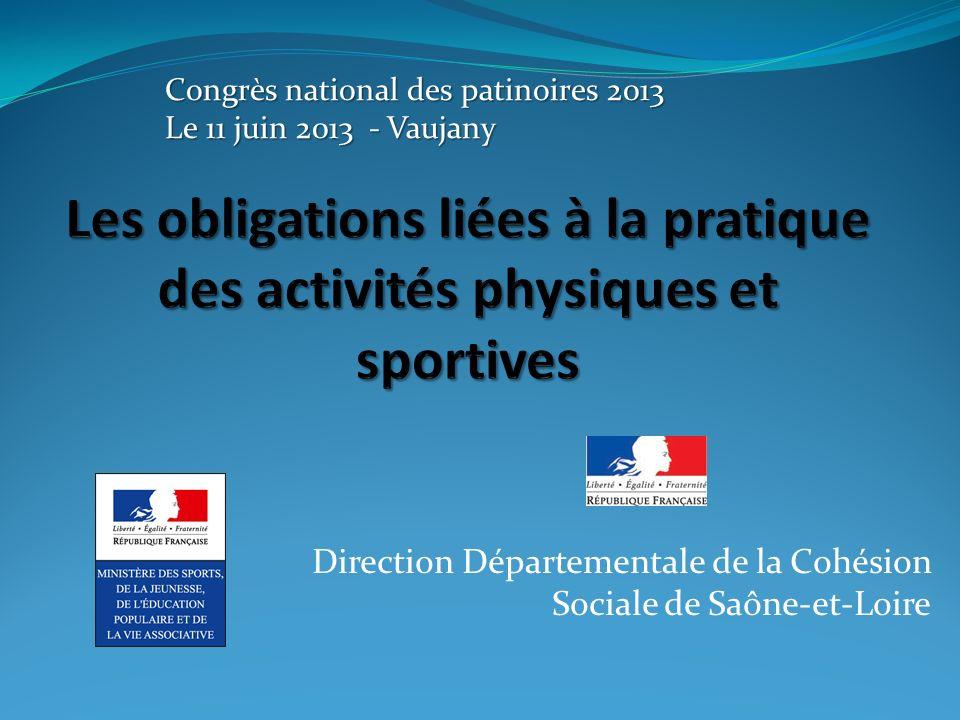 Direction Départementale de la Cohésion Sociale de Saône-et-Loire