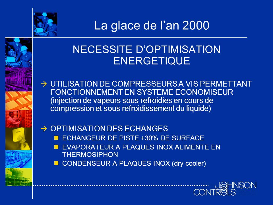 NECESSITE D'OPTIMISATION ENERGETIQUE