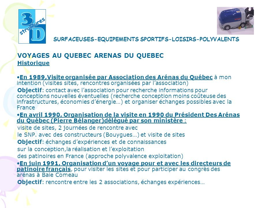 SURFACEUSES-EQUIPEMENTS SPORTIFS-LOISIRS-POLYVALENTS