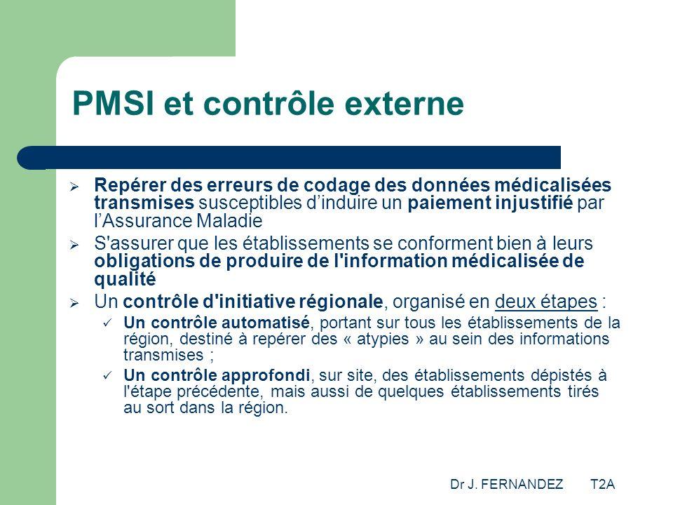 PMSI et contrôle externe