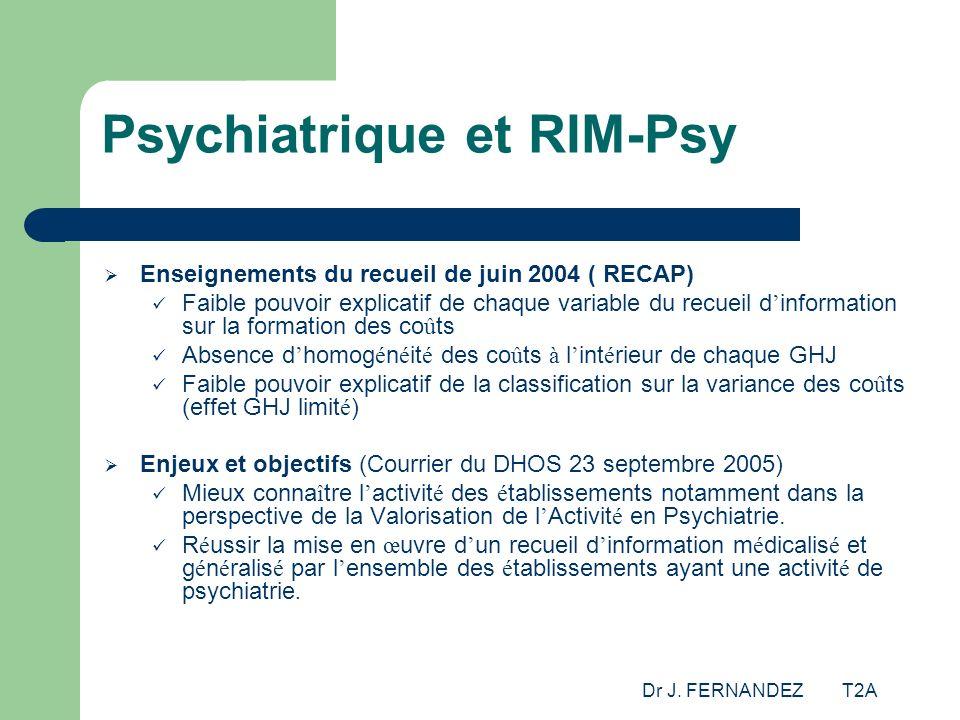 Psychiatrique et RIM-Psy