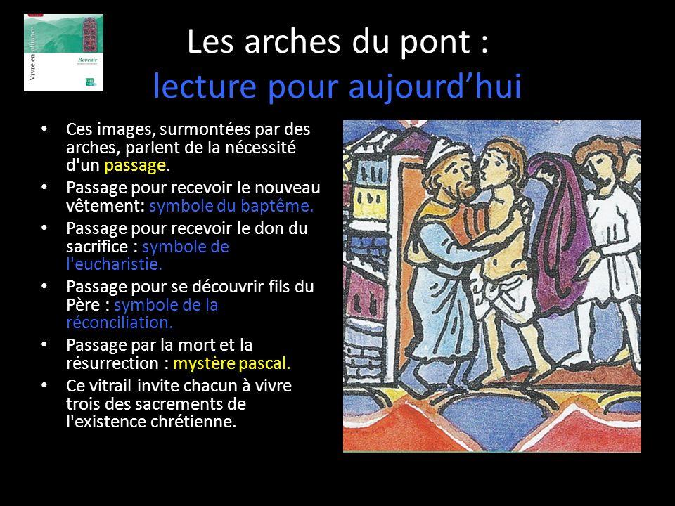 Les arches du pont : lecture pour aujourd'hui