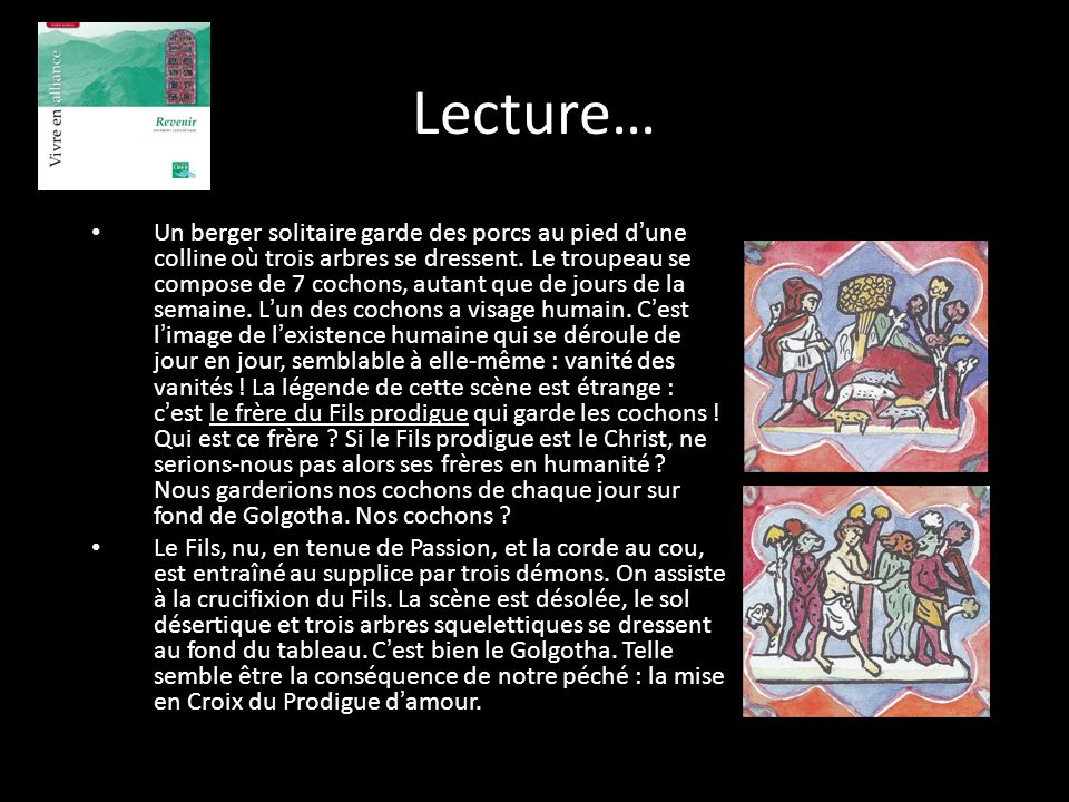 Lecture…