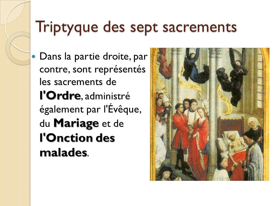 Triptyque des sept sacrements